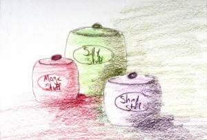 Three Jars May 2011